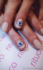Best 25+ Evil eye nails ideas on Pinterest   Evil eye art, Evil ...