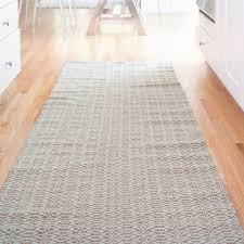 dash  albert fair isle oceancoffee cotton woven rug  rug