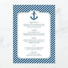Elegant Wedding Menu Templates Wedding Menu Card Template Download