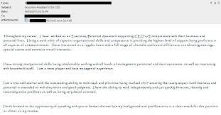 Email Resume Examples Bpo Resume Template U2013 22 Free Samples