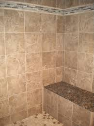 shower bench ideas magnificent on dining room and new tile granite the bathroom