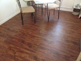 Flooring For Dining Room Allure Floating Vinyl Plank Flooring For Small And Rustic Dining