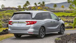 2018 honda wallpaper. brilliant honda 2018 honda odyssey elite  rear threequarter wallpaper for honda wallpaper r
