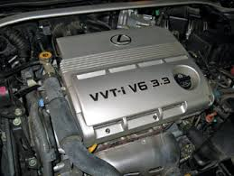 toyota lexus timing belt service on 3 3l v6 engines photo 1 of the cars in this series the es 330 has pretty good