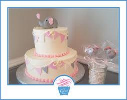Pink Elephant Birthday Cake Pink Elephant Birthday Cake