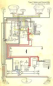 wiring diagram in color 1964 vw bug beetle convertible the wiring diagram in color 1964 vw bug beetle convertible the samba