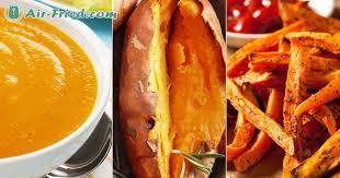 air fryer sweet potatoes recipes baked