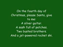 Phineas And Ferb - 12 Days Of Christmas Lyrics (HQ) - YouTube