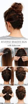 21 Simple Hair Tutorials For Medium Long Hair Hairstyle
