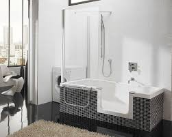 outstanding corner bathtub shower combo small bathroom 87 best and wondrous bath 126 perfect