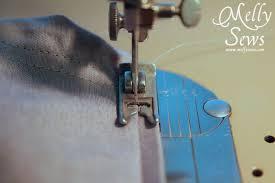How To Hem Sewing Machine