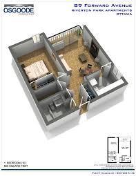 Ottawa Rental Apartments Available At Riverton Park  Forward - One bedroom apartment ottawa