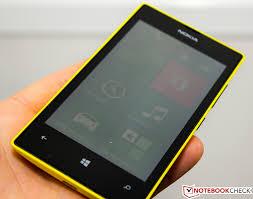 Test Nokia Lumia 520 Smartphone ...