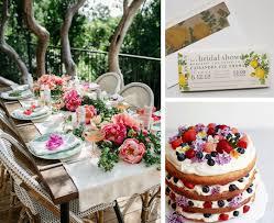 a romantic garden themed bridal shower bridalguide party