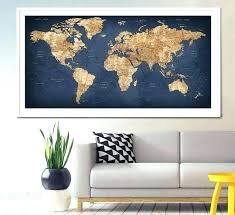 world maps wall hanging large map wall art world map wall art world map poster world