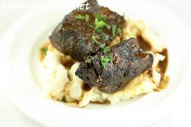 red wine braised short ribs slow cooker