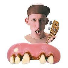 """Deliverance Billy Bob Teeth Teeth """": Amazon.de: Spielzeug"""
