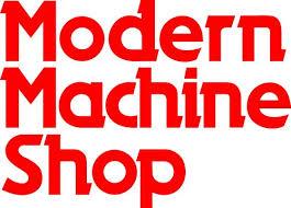 machine shop logo. client machine shop logo