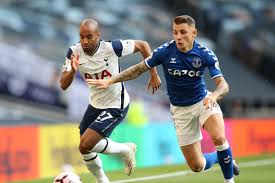 Tottenham were the favourites for the match but everton came out winners in the end thanks. Gudrnxxkl2mrem