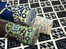 plastic outdoor rugs recycled impressive rug pertaining to decor area woven uk plastic outdoor rugs