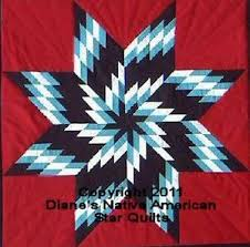 WHIRLWIND Native American Star Quilt PATTERN by Diane Hill | eBay & ... WHIRLWIND-Native-American-Star-Quilt-PATTERN-by-Diane- Adamdwight.com