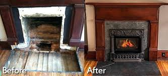 convert wood to gas fireplace gas fireplace conversion to wood desire convert burn with regard convert