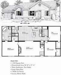 3 4 Bedroom House Plans Elegant Floor Plan 3 Bedroom 2 Bath Lovely 2 Story  House