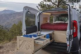 contra van camper van conversion kit types of diy campervan conversion kits