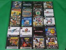 sony playstation 1 games. ps1 playstation 1 games great choice collection game selection *choose yourself* sony playstation i