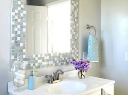 bathroom diy ideas. DIY Bathroom Ideas - Mirror Mosaic Diy T