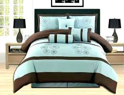 queen blue brown comforter sets pink and top bed teal bedding black king size b
