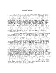 oregon judicial department history state of oregon law library  arthur f benson s official biography document part i
