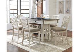 bolanburg 5 piece counter dining room ashley furniture home
