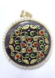 traditional south indian tanjore art jewellery tanjore painting is an important form of south indian painting from tanjore in tamil nadu