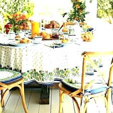 round plastic tablecloths with elastic