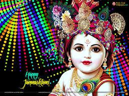 Cute Happy Krishna Janmashtami ...