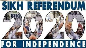 sikh referendum 2020 voting