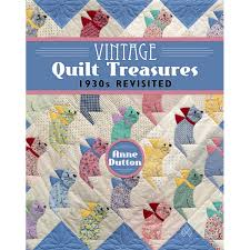 American Quilter's Society - Vintage Quilt Treasures: 1930s Revisited & Home; Vintage Quilt Treasures: 1930s Revisited. 10277 Adamdwight.com