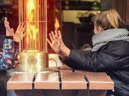do outdoor patio heaters really work