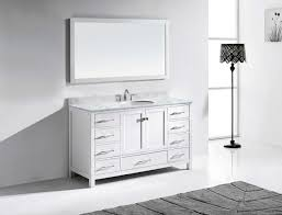 60 Bathroom Cabinet Caroline Avenue 60 Single Bathroom Vanity Cabinet Set Virtu Usa