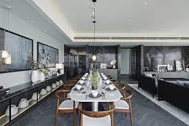 Famous Interior Designers How 21 Famous Interior Designers Decorate A Dining Room