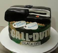 This Was A Cake I Made And Donated To A 16 Year Old Kid Who Didnt