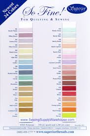 Coats And Clark Thread Chart Free Thread Chart Downloads Pdf And Other Files