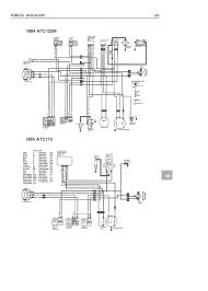 wiring diagram chinese atv wiring diagrams taotao 110cc diagram taotao 110cc atv wiring diagram at 110cc Four Wheeler Wiring Diagram