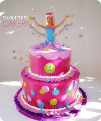 Barbie Cake Cakes And Cupcakes For Kids Birthday Party Barbie