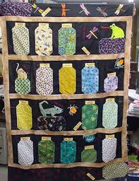 scrapbook bugs | Escaping Bugs - Jar Quilts - Quilting - Free ... & scrapbook bugs | Escaping Bugs - Jar Quilts - Quilting - Free Quilting  Patterns . Adamdwight.com