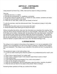 Best Photos Of Apa Style Article Summary Example Apa Format