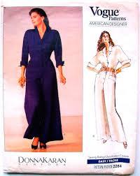 Jumpsuit Pattern Vogue Impressive Pucci PatternVault