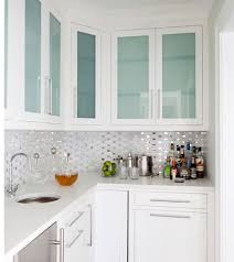 best 25 glass cabinet doors ideas on glass kitchen photo of glass kitchen cabinet