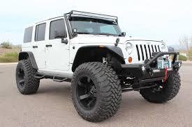 2018 jeep wrangler unlimited sahara 4x4 hardtop custom lifted in